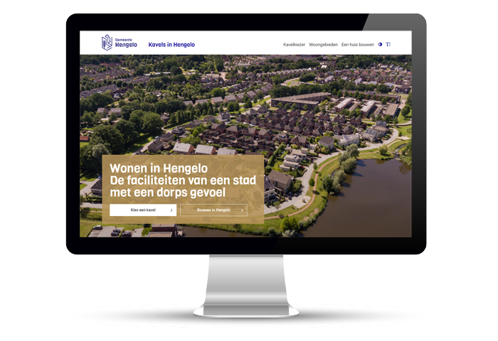 website Kavels in Hengelo - bitwise